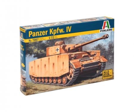carson 1:72 Panzer Kpfw. IV