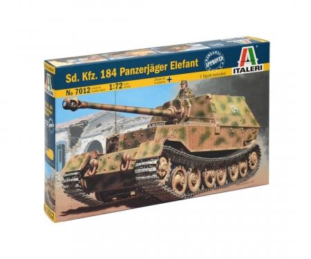 carson 1:72 Sd. Kfz. 184 Panzerjäger Elefant