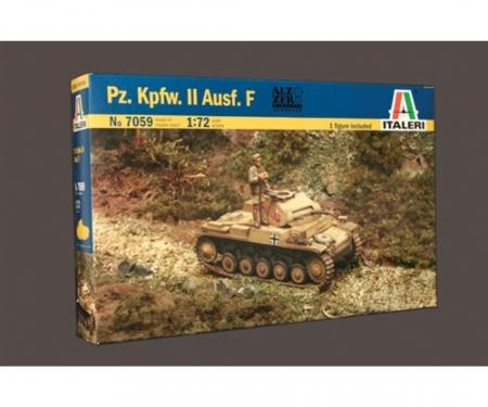carson 1:72 Pz. Kpfw. II Ausf. F