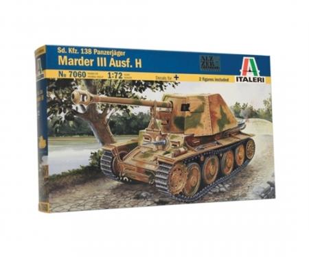 1:72 Sd.Kfz.138 Pz.Jg Marder III Ausf. H