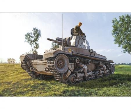 carson 1:72 Ger. Panzerkampfwagen 35 (t)