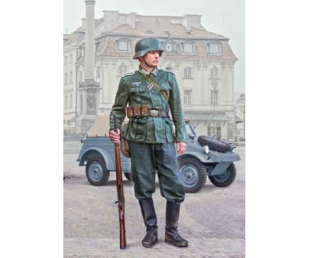 carson German Infantryman