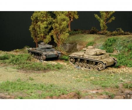 1:72 PzKpfw. III Ausf. J Fast Ass. Kit