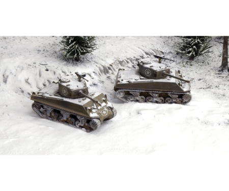 1:72 M4A3 76mm (Fast Ass. Kit) 2 Models