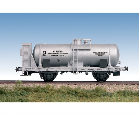 1:87 M Tank car with brakeman's cab