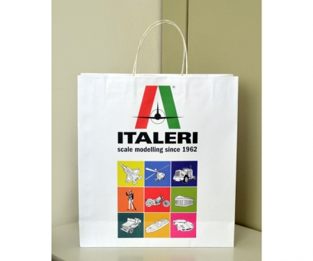 ITALERI Paper shopper 36x41x12 cm (big)