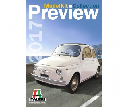 ITALERI Model Preview 2017 EN/IT