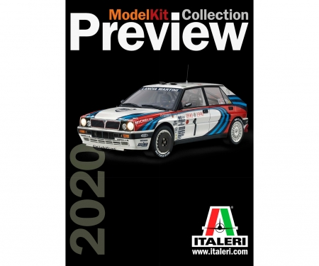 carson ITALERI Model Preview 2020 (EN/IT)