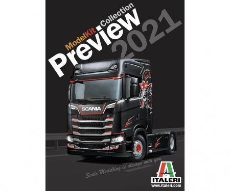 carson ITALERI Model Preview 2021 EN/IT