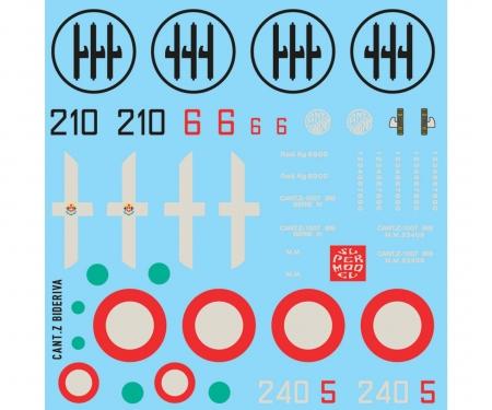 1:72 CANT Z. 1007 ALCIONE Sup.Mod.