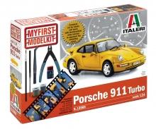 carson ITALERI Mein erster Bausatz Porsche 911 Turbo