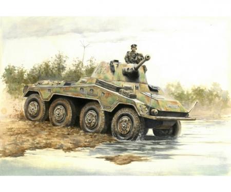 1:56/28mm Ger. Sd.Kfz. 234/2 Puma
