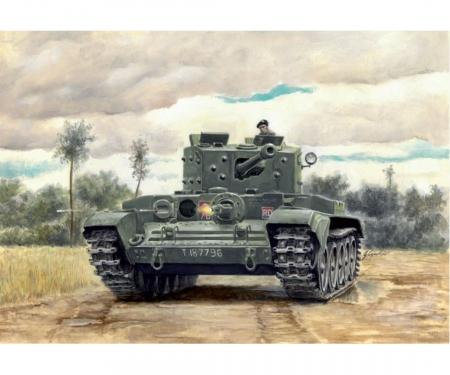 1:56 CROMWELL Mk. IV w/o Paint