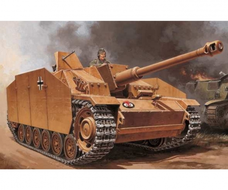 1:56/28mm Sd.Kfz.142/1 StUG III  w/oAcc.