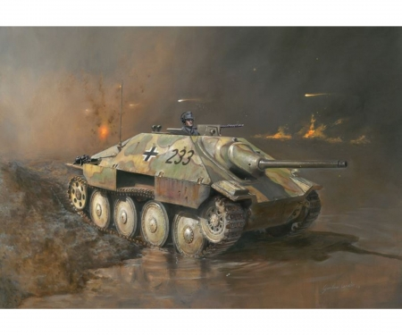 1:56 Jagdpanzer 38T Hetzer