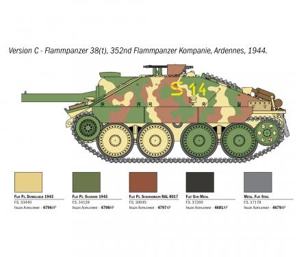 carson 1:56 Jagdpanzer 38T Hetzer