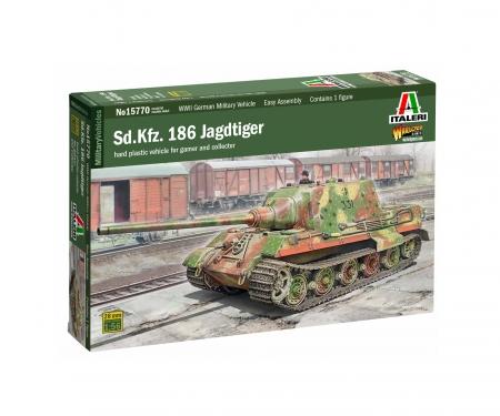 carson 1:56 Ger. Sd.Kfz.186 Jagdtiger