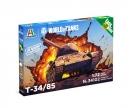 1:72 T-34/85 WoT Fast Assembly Kit