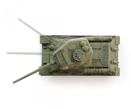 carson 1:72 T-34/85 WoT Fast Assembly Kit