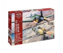 1:72 BF109 F-4 and FW 190 D9 War Thunder