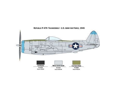 1:72 P47N and P51D War Thunder Video GS