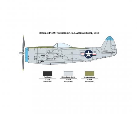 carson 1:72 P47N and P51D War Thunder Video GS