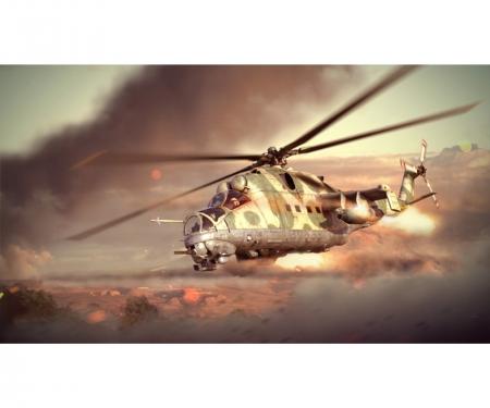 1:72 UH-1C MIL Mi-24D