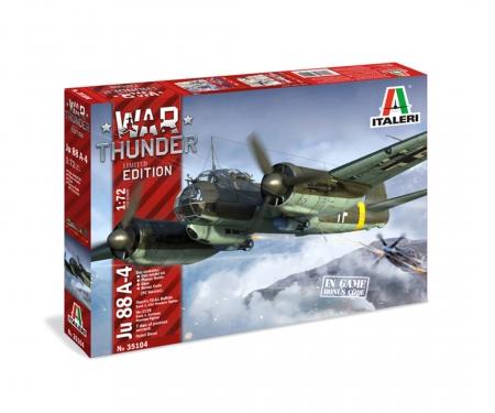 1:72 Junkers Ju-88 War Thunder