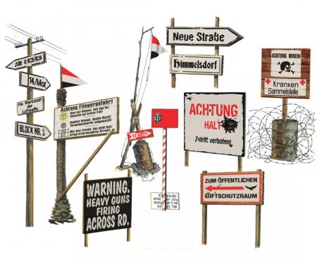 1:35 WoT Diorama-Box Himmelsdorf