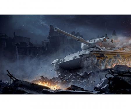 1:35 Leopard 1A2 WoT