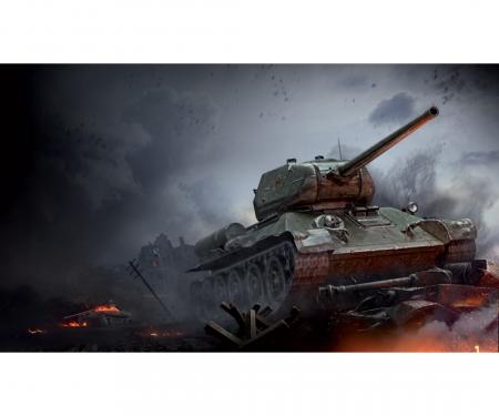 1:35 T-34 / 85 WoT