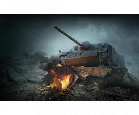 carson 1:35 Jagdpanzer IV WoT