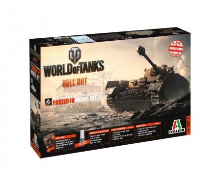 1:35 Panzer IV