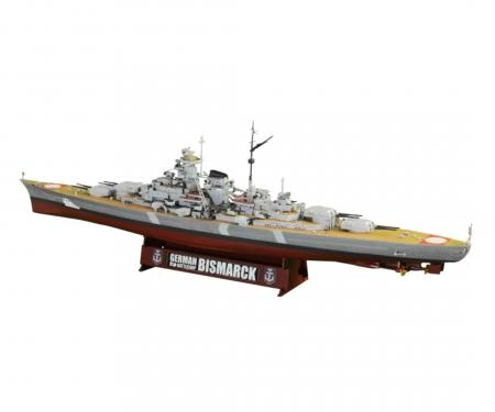carson 1:700 Bismarck - World of Warships