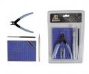 Italeri Werkzeug-Set Plastik-Modellbau