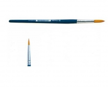 Italeri Round Brush 00 Synthetic (1)