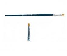 carson Italeri Flach-Pinsel 0 Kunsthaar
