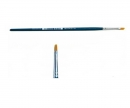 carson 0 Brush Synthetic Flat - SINGLE PACK