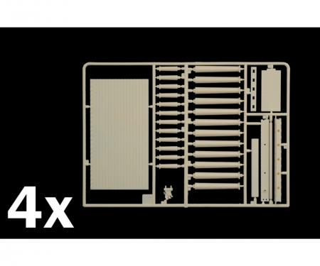 carson 1:250 PARTHENON easy assembly kit