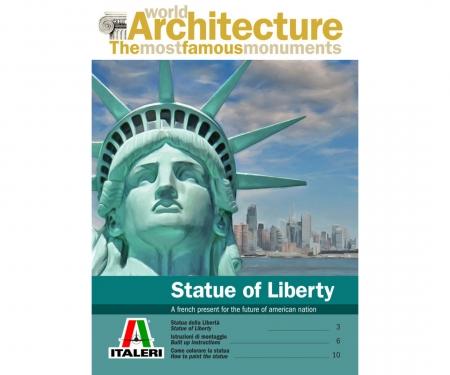 carson THE STATUE OF LIBERTY World Architecture