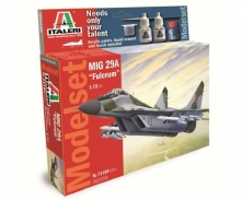 carson 1:72 MIG-29A Fulcrum Model Set