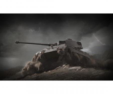 1:72 Tiger II WoT