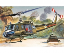 carson 1:72 UH-1D Slick