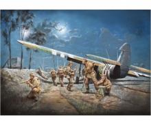 carson 1:72 AS.51 HORSA Mk.I/II & Brit. Paratr.