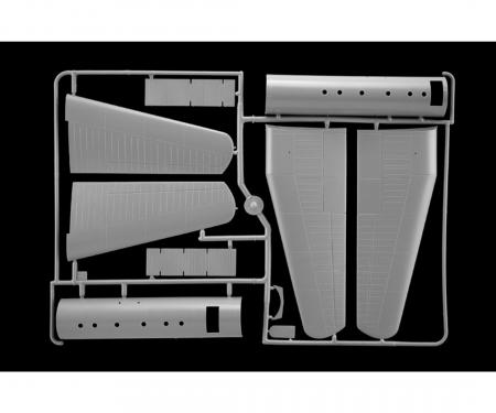 carson 1:72 AS.51 HORSA Mk.I/II&Brit.Fallschirm