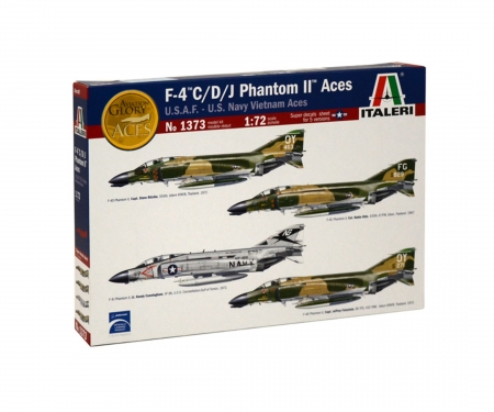 1:72 F-4 C/D/J Phantom Aces