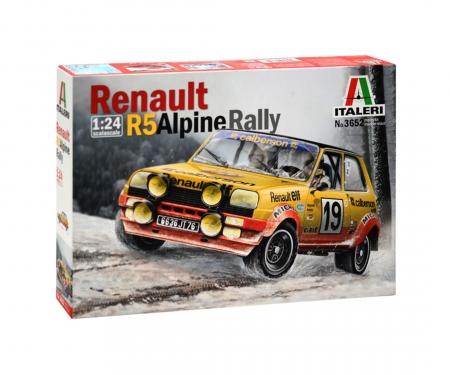 carson 1:24 Renault R5 Rally