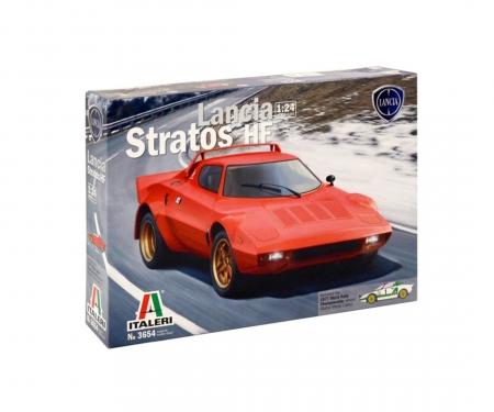 carson 1:24 Lancia Stratos