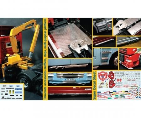 carson 1:24 Truck Accessories Set