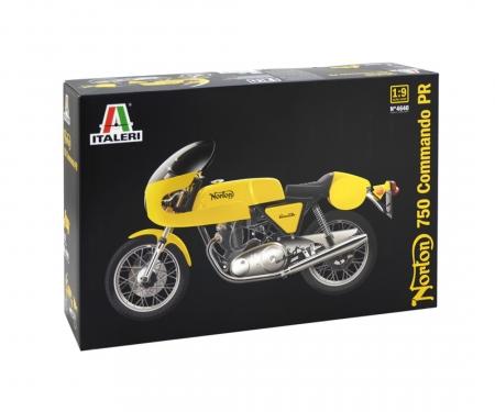 1:9 Norton Commando PR 750cc